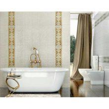 کاشی و سرامیک پاریس سفید کرم سایز ۶۰*۲۰ البرز